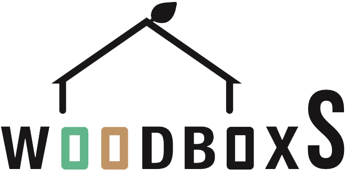 WOODBOX-Sロゴマーク
